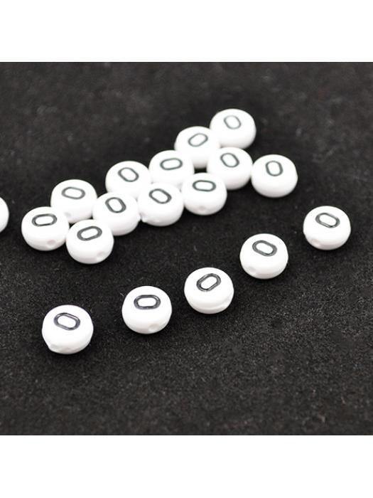 Acrylic bead O