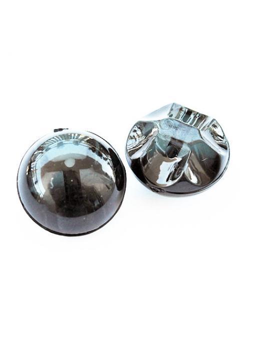 Button black