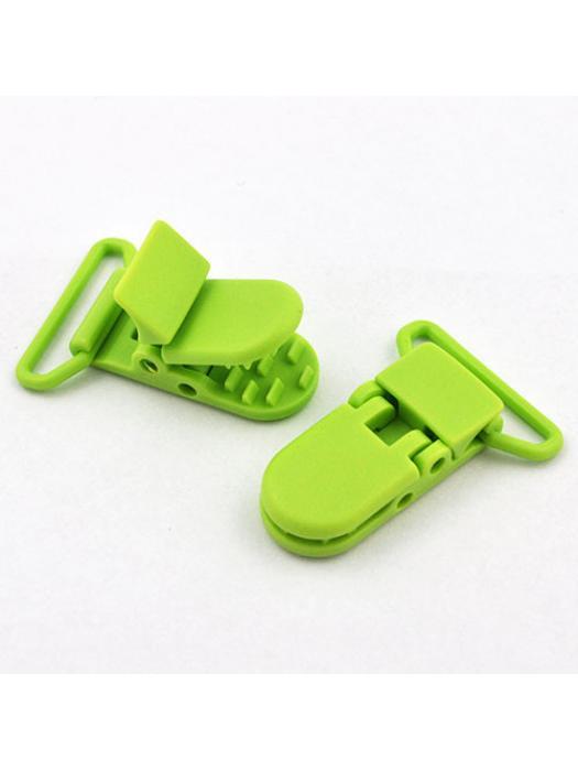 Pacifier Clip green