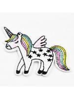Embroidery unicorn