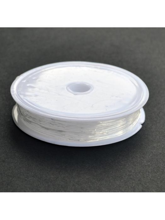 Elastic wire Transparent 1 mm