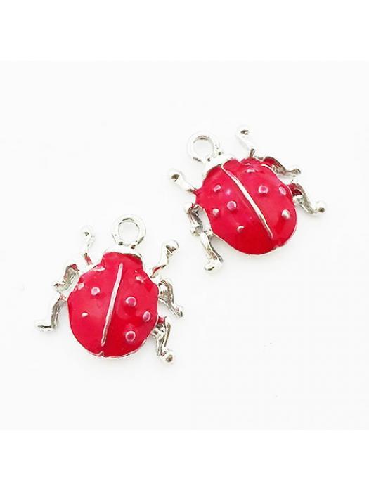 Pendant ladybug