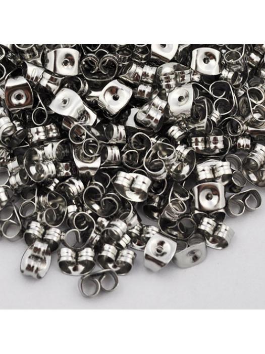 Earnuts Earrings  steel