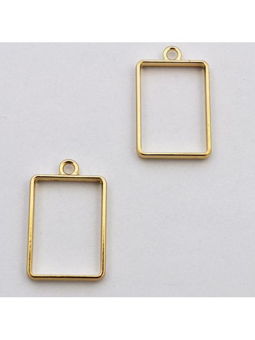 Pendant  link gold