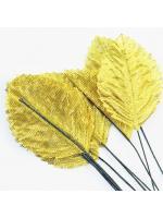 Artificial leaf gold