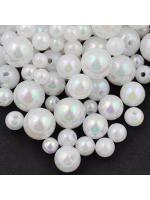 Acrylic bead 4-10 mm