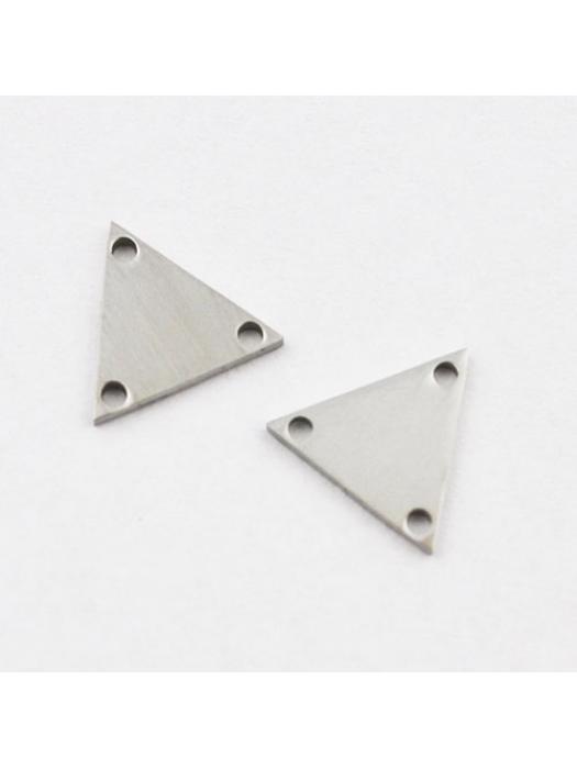 Pendant Stainless Steel triangel