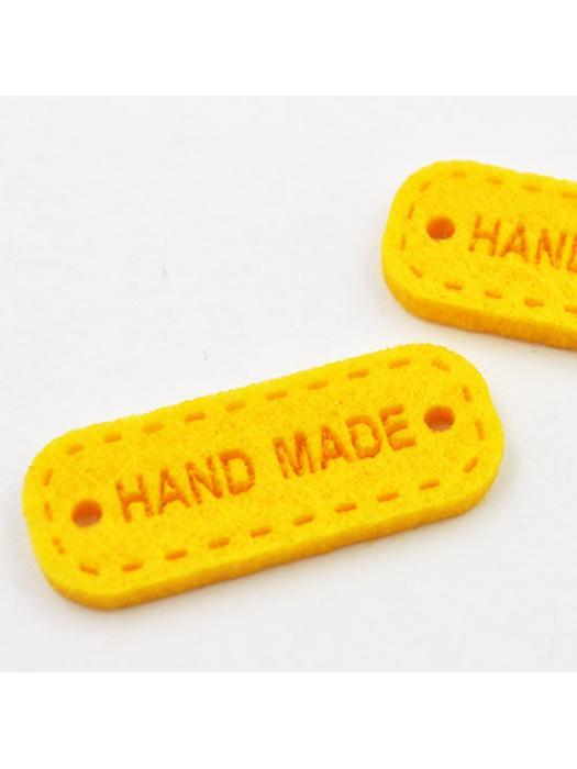 Hand made felt