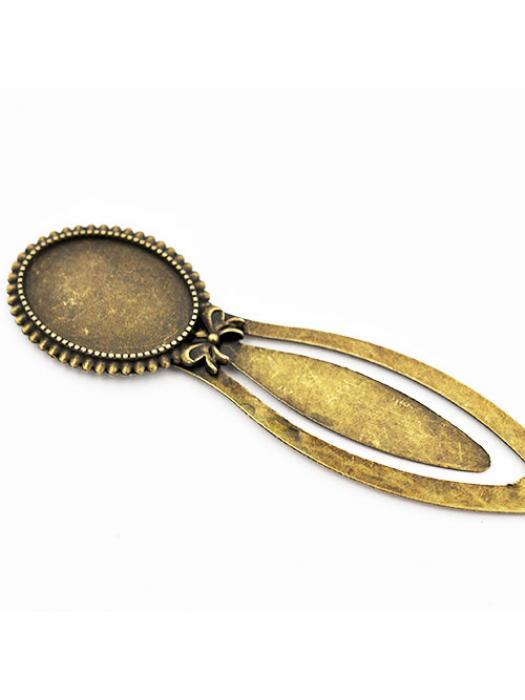 Bookmark antique 18 x 25 mm