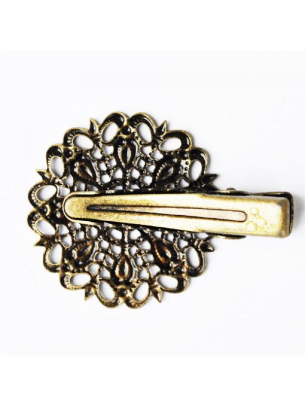 Hairpin clip antique