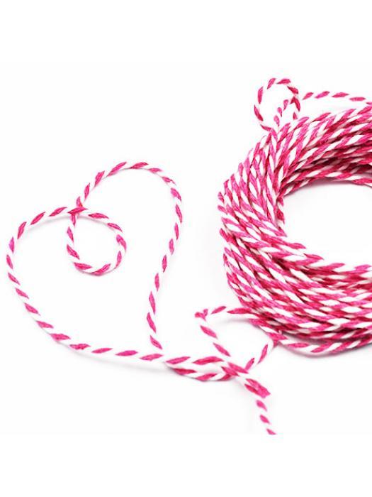 Baker's Twine pink