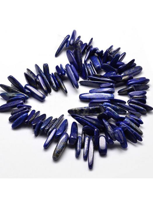 Lapis lazuli chip 5 pcs