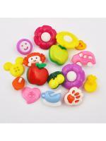 Button mix 3 pcs