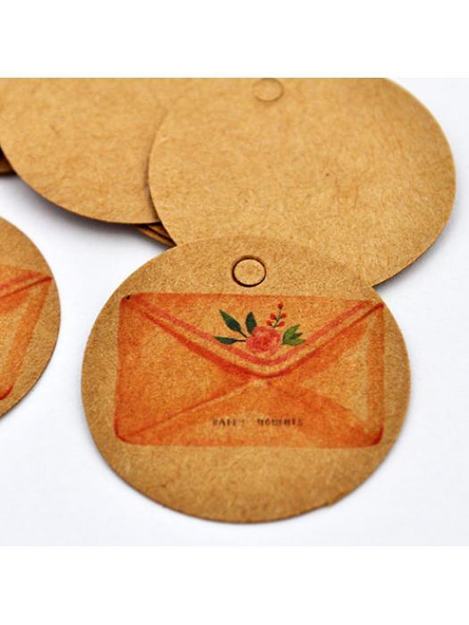 Display card envelop