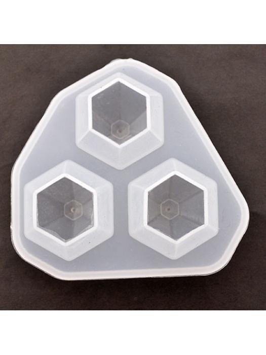 For modelina resin 3 diamonds