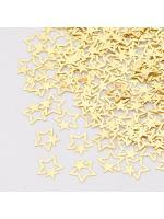 Shining Nail Art Glitter stars 5 mm