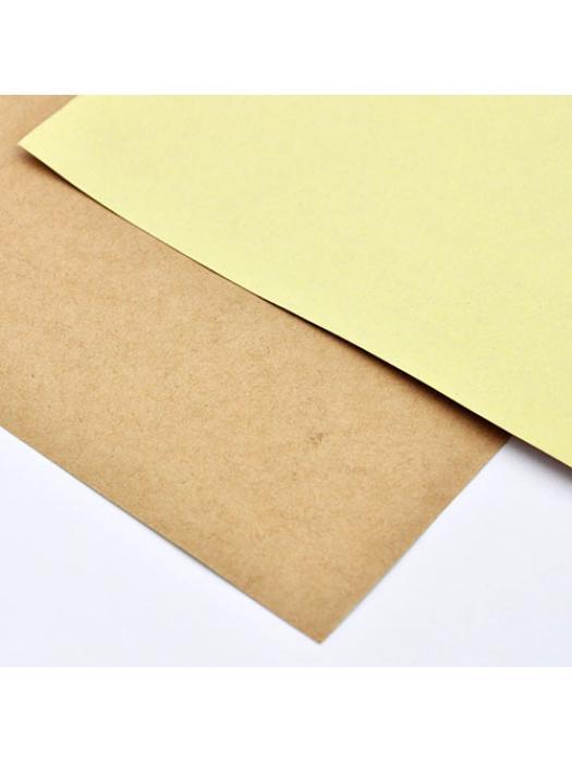 Kraft Paper Stickers, printing