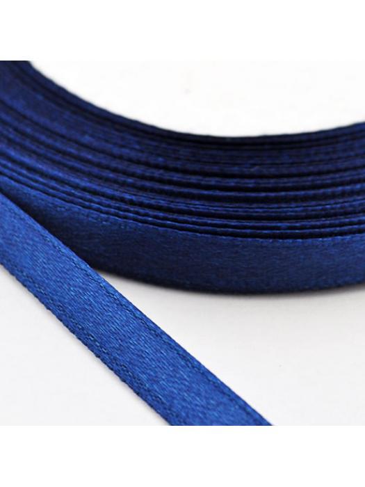 Ribbon satin 6 mm navyblue