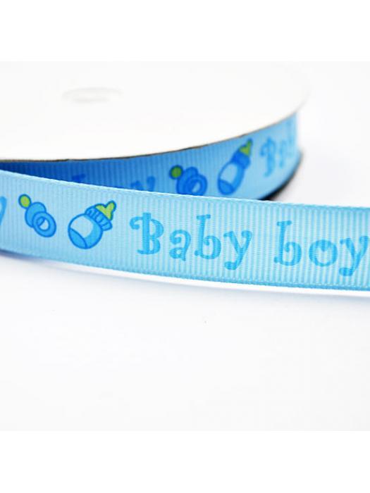 Ribbon baby girl 14 mm