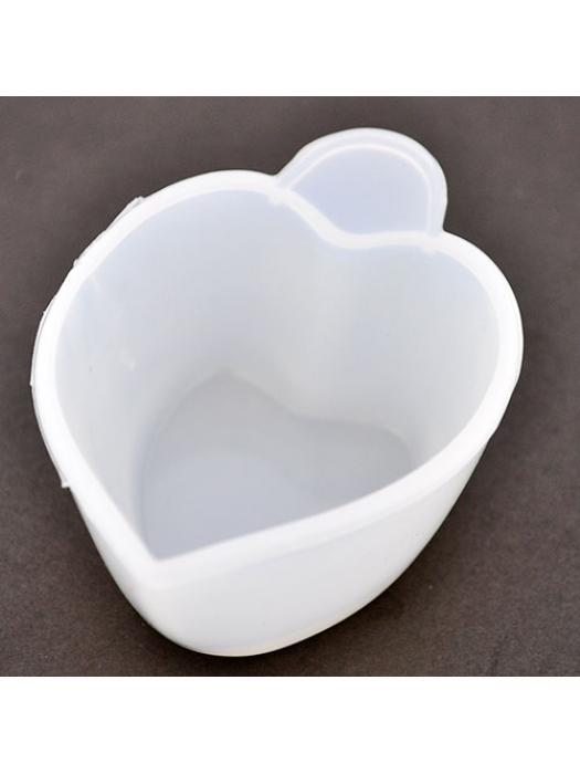 Cap for resin