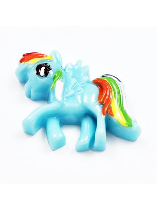 Cabochon pony