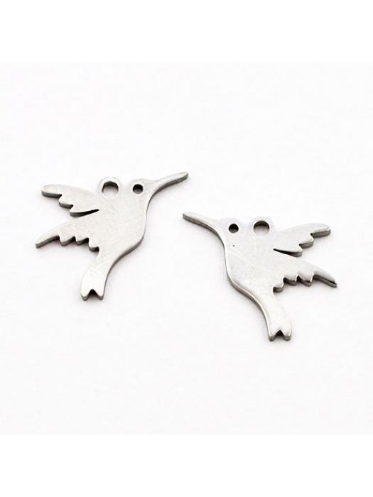 Pendant titanium bird