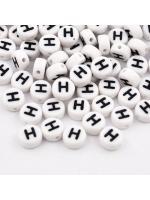 Acrylic bead H