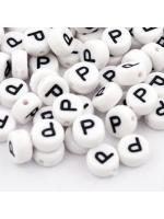 Acrylic bead p