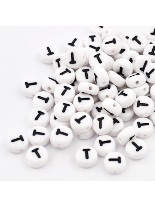 Acrylic bead t