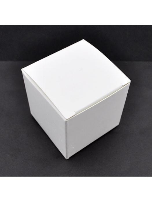 Box 5 x 5 cm white
