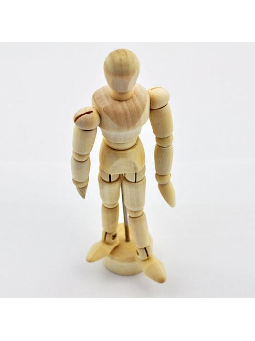 Wood human