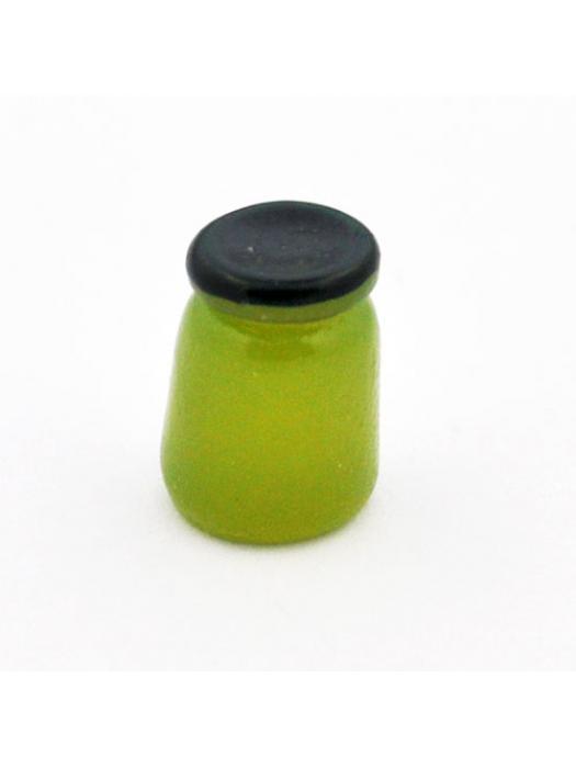 Bottel jam green