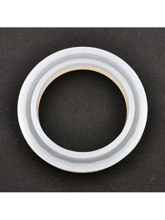 For modelina resin bracelet 79 mm