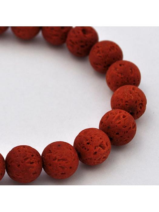 Lava red 10 mm dark